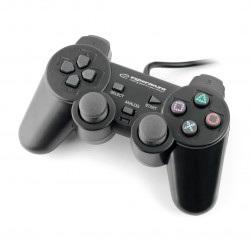 Gamepad Corsair - czarny