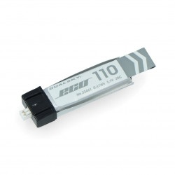 Ogniwo LiPol Dualsky 110mAh 20C 1S 3.7V