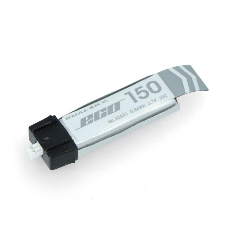 Ogniwo LiPol Dualsky 150mAh 20C 1S 3.7V