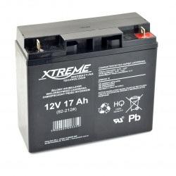 Akumulator żelowy 12V 17Ah Xtreme
