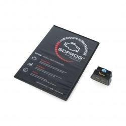 Zestaw diagnostyczny SDPROG + VGate iCar Pro WiFi