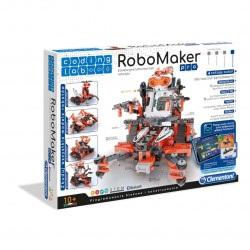 Zestaw konstrukcyjny Laboratorium Robotyki - RoboMaker PRO - Clementoni 50523