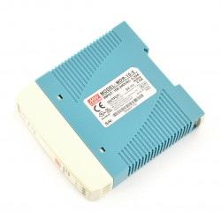 Zasilacz Mean Well MDR-10-5 na szynę DIN - 5V / 2A / 10W