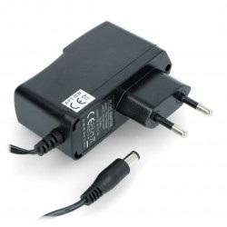 Zasilacz impulsowy 5V/2,5A - wtyk DC 5,5/2,1mm