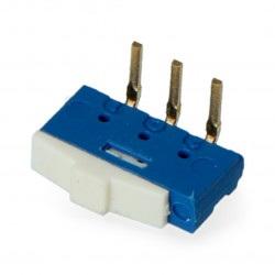 Przełącznik suwakowy ESP2010 - kątowy