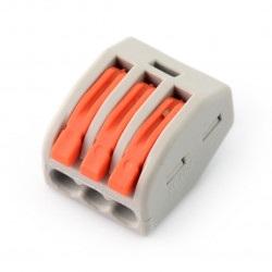 Kostka elektryczna 3pin 250V