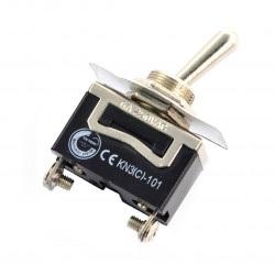 Przełącznik dźwigniowy ON-OFF KN3(C)-101 250V/6A