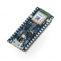 Arduino Nano 33 BLE - ze złączami
