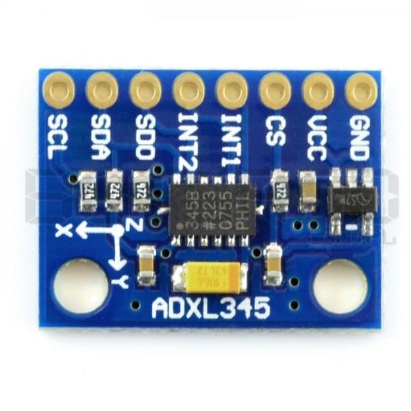 Moduł ADXL345