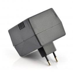 Obudowa plastikowa Kradex Z21 - 55x64x82mm czarna