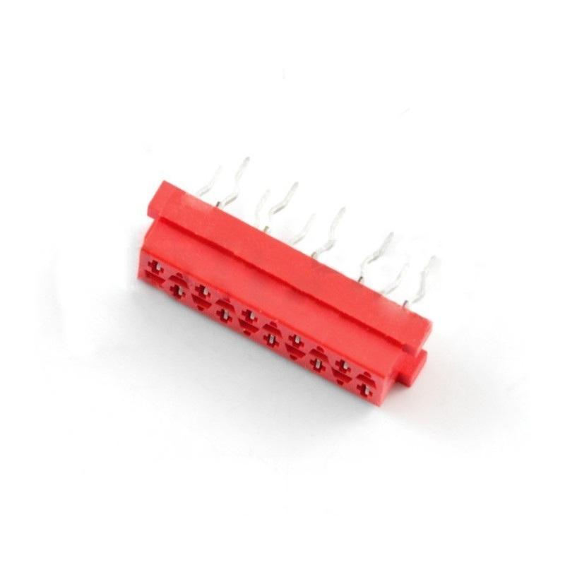 Złącze Micro-Match - gniazdo 10 pin