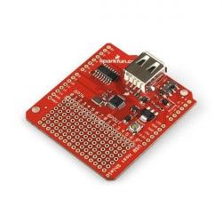 USB Host Shield - nakładka do Arduino - SparkFun DEV-09947