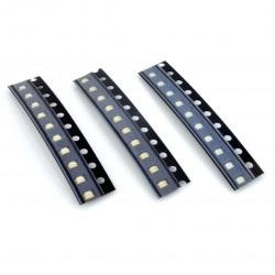 Zestaw diod LED SMD 0805 - 30 szt.