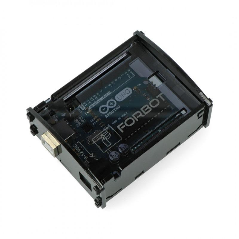 FORBOT – obudowa z pleksi do Arduino UNO