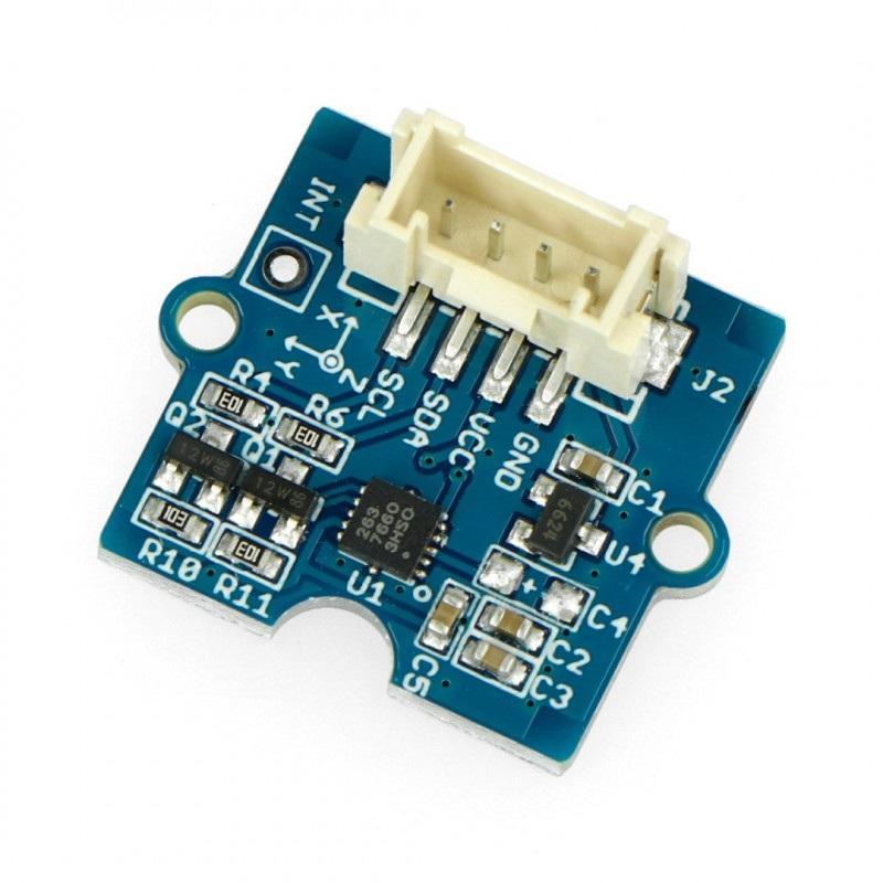 Grove - MMA7660FC 3-osiowy akcelerometr cyfrowy I2C
