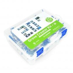 Grove Creator Kit - α - zestaw twórcy - 20 modułów Grove dla Arduino