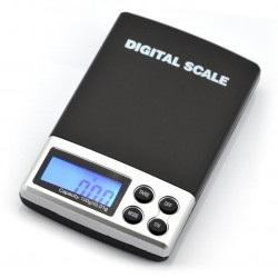 Kieszonkowa waga elektroniczna 100 g