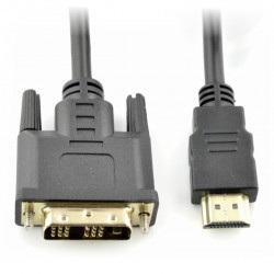 Przewód DVI-D - HDMI BLOW Classic - 3m