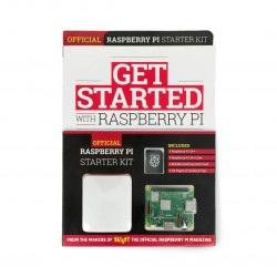 Get started with Raspberry Pi - oficjalny poradnik + zestaw Raspberry Pi 3A+