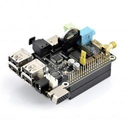 Moduł rozszerzeń DFRobot X200 WiFi Shield dla Raspberry Pi 3B/2/B+