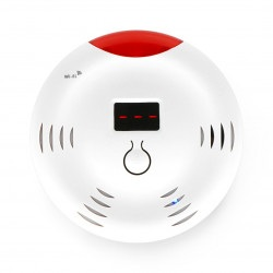 Coolseer - czujnik tlenku węgla (czadu) WiFi - COL-CGS01W