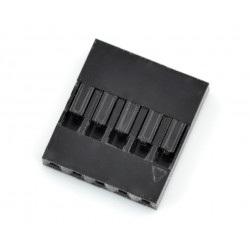 Złącze typu BLS - gniazdo 5x1 + piny - 5szt.