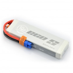 Pakiet LiPol Dualsky 3200mAh 25C 3S 11.1V
