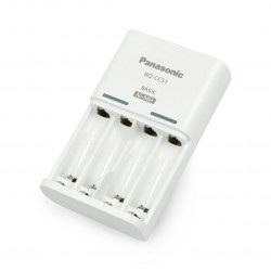 Ładowarka sieciowa Panasonic BQ-CC51 - AA, AAA, Ni-MH