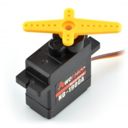 Serwo PowerHD HD-1900A - micro