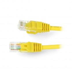 Przewód sieciowy Ethernet Patchcord UTP 5e 3 m - zielony