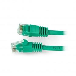 Przewód sieciowy Ethernet Patchcord UTP 5e 5 m - szary