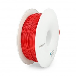 Filament Fiberlogy Easy PET-G 1,75mm 0,85kg - czerwony