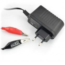 Ładowarka do akumulatorów żelowych 12V / 0,65A