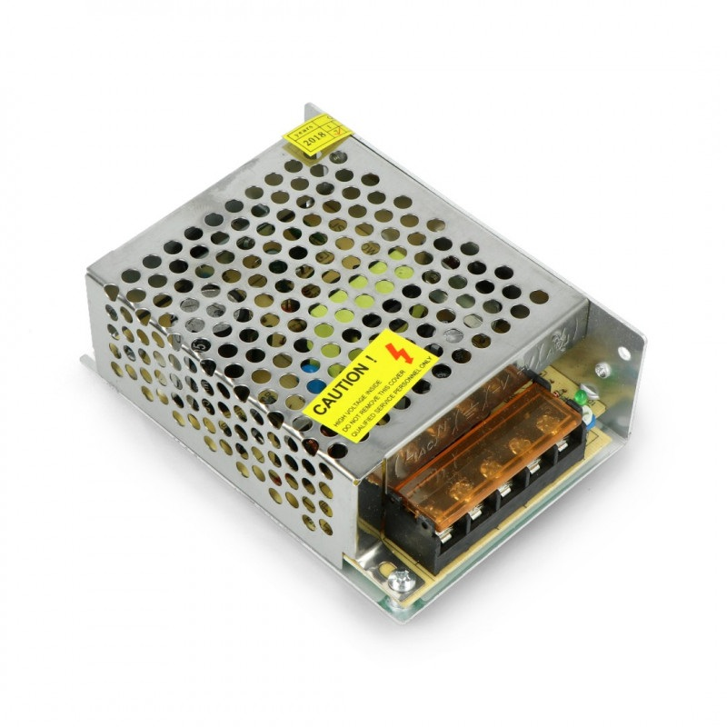 Zasilacz montażowy do LED Akyga 10,5-14V 4,2A 50W