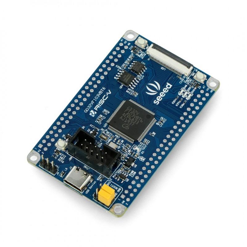 Płytka rozwojowa GD32 RISC-V - SeeedStudio 102991315