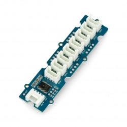 Grove - rozgałęźnik hub I2C - 8 portów - TCA9548A - Seeedstudio 103020293