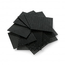 Zestaw 10 ścianek konstrukcyjnych Totem - 100x100mm