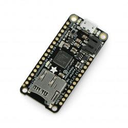 Adafruit Feather M0 Adalogger z czytnikiem microSD - zgodny z Arduino