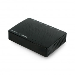 Switch Lanberg DSP2-1005-12V 5 portów 1000Mbps