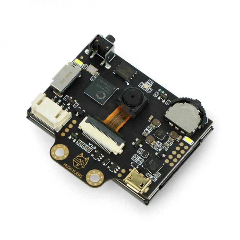 Kamera AI - HuskyLens - Kendryte K210 - OV2640 2Mpx - DFrobot SEN0305