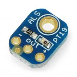 Analogowy czujnik światła ALS-PT19 - moduł Adafruit