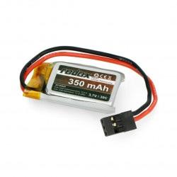 Ogniwo Li-Pol Redox 350mAh 30C 1S 3,7V
