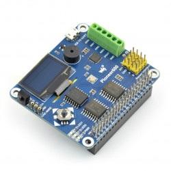 Pioneer600 - rozszerzenie do Raspberry Pi 2/B+/A+