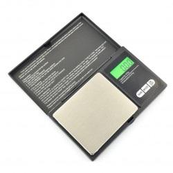Kieszonkowa waga elektroniczna AG52E - 100 g