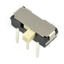 Przełącznik suwakowy MSS-2245 2-pozycyjny - prosty