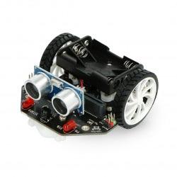 DFRobot Micro: Maqueen platforma robota dla Micro:bit