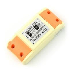 Zasilacz montażowy do taśm i pasków LED 12V / 2A / 24W