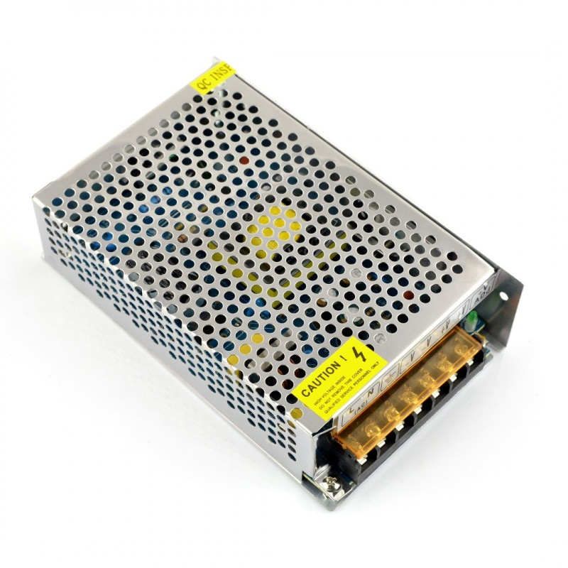 Zasilacz modułowy LXG66 do taśm i pasków LED 12V / 8,5A / 100W