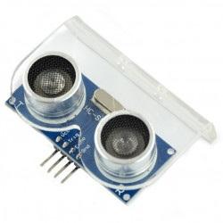 Ultradźwiękowy czujnik odległości HC-SR04 2-200cm + uchwyt montażowy