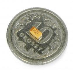 Kondensator tantalowy 10uF/16V SMD - A